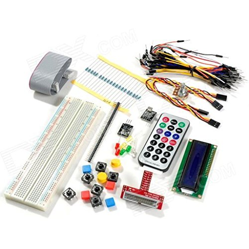 Next Electronic Parts Pack For Raspberry Pi (Mini Remote Control White) Ard0004