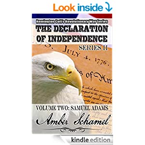 http://www.amazon.com/Remington-Colts-Revolutionary-War-Independence-ebook/dp/B00LF56PIU/ref=sr_1_7?ie=UTF8&qid=1405716105&sr=8-7&keywords=Amber+Schamel