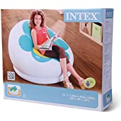 Intex Inflatable Arm Chair-Green