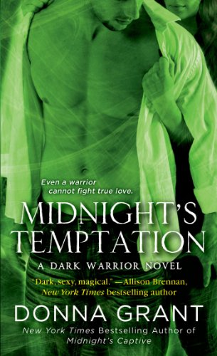 Midnight's Temptation (Dark Warriors) by Donna Grant