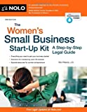 Peri Pakroo The Women's Small Business Start-Up Kit: A Step-By-Step Legal Guide