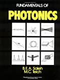 img - for By Bahaa E.A. Saleh - Fundamentals of Photonics: 1st (first) Edition book / textbook / text book