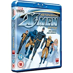 Astonishing X-Men: Gifted [Blu-ray] [Import anglais]