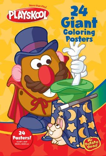 Playskool Jumbo Coloring Posters - 1