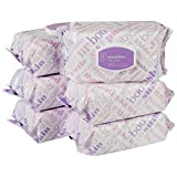 Amazon Elements Baby Wipes, Sensitive, Flip-Top, 480 Count