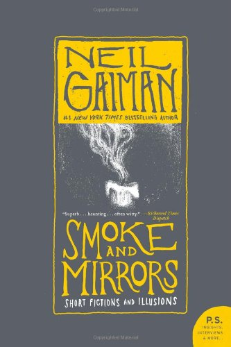 Smoke And Mirrors: Short Fictions And Illusions front-743412