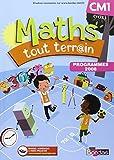 Maths tout terrain CM1  Manuel de l'élève