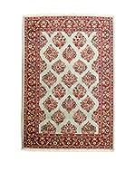QURAMA Alfombra Persian Sarogh Rojo/Multicolor 218 x 138 cm