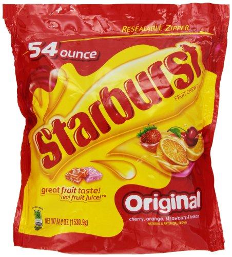 Big bag of starburst