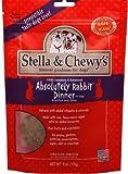 Stella & Chewy's Freeze Dried Rabbit Dog Food Dinner, 16 oz