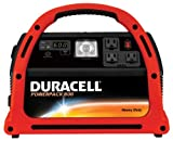 Duracell DPP-600HD Powerpack 600 Jump Starter & Emergency Power Source with Radio
