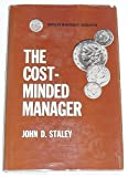 img - for The Cost-Minded Manager book / textbook / text book