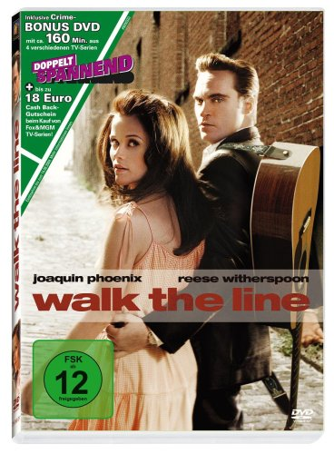 Walk the Line (+ Bonus DVD TV-Serien)
