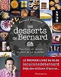 echange, troc Bernard laurance - Les desserts de Bernard
