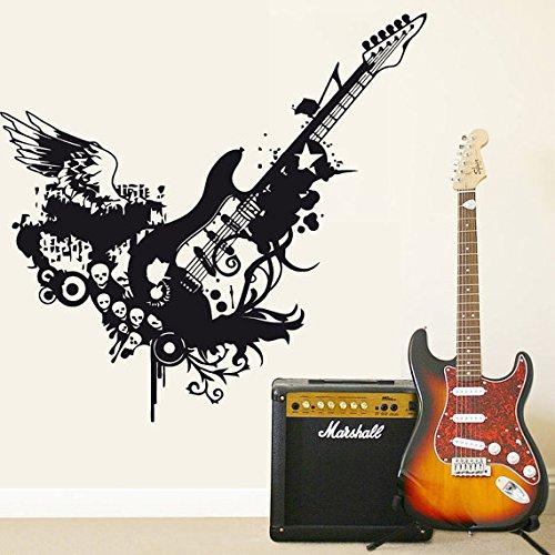 Guitar Bedroom Decor