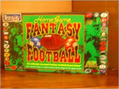 Home Game FANTASY FOOTBALL - The Officially Licensed Fantasy Football Game (Headache Board Game compare prices)