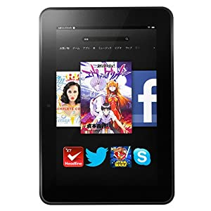 Kindle Fire HD 8.9 16GB タブレット(2012年モデル)