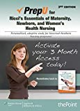 img - for PrepU for Ricci's Essentials of Maternity, Newborn, and Women's Health Nursing book / textbook / text book