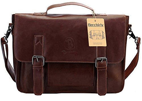 vintage-leather-briefcase-berchirly-pu-leather-shoulder-messenger-bag-laptop