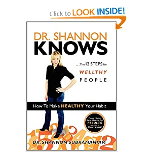Download book Dr. Shannon Knows: The 12 Steps for Wellthy People