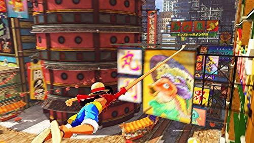 ONE PIECE WORLD SEEKER ゲーム内アイテムが先行で入手できるプロダクトコード ゲーム画面スクリーンショット4
