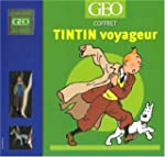 Tintin voyageur: Coffret + 2 figurines