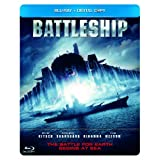 Battleship - Limited Edition Steelbook (Blu-ray + Digital Copy + UV Copy)by Liam Neeson