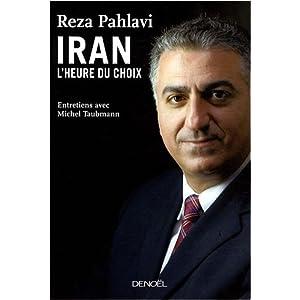 IRAN l'heure du choix