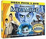 echange, troc Megamind - édition collector 2 DVD (inclus : Le complot du Mega-Robot)
