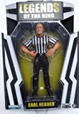 Jakks Exclusive Referee Wrestling Action Figure Earl Hebner