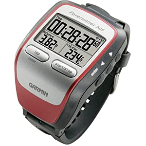 Garmin Forerunner 305 for Adventure Race training