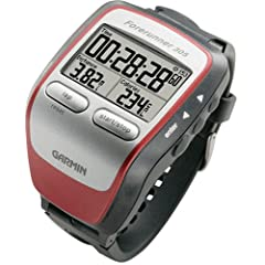 Garmin Forerunner 305 GPS Receiver With Heart Rate Monitor (Discontinued by... by Garmin