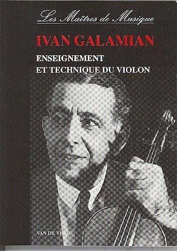 enseignement et technique du violon galamian ivan pdf