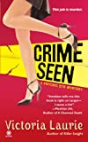 img - for Crime Seen (Psychic Eye Mysteries, Book 5) (Psychic Eye Mystery) book / textbook / text book