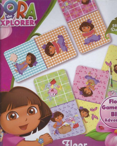 Dora the Explorer Floor Dominoes Game