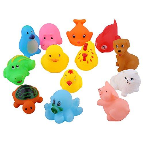 peradix-banera-juguetes-con-13-piezas-coloridos-animales-flotantes-de-goma-suave-hacer-sonido-para-n