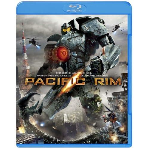 パシフィック・リム ブルーレイ&DVDセット (3枚組)(初回限定生産)