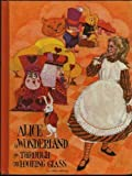 img - for Alice In Wonderland and Through the Looking Glass (Educator Classic Library series) book / textbook / text book