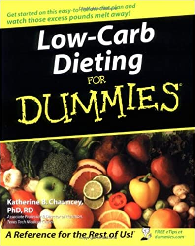 Low carbs for dummies