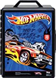 51lHmmcptbL. SL160  Hot Wheels Molded 48 Car Case   Colors and Styles May Vary