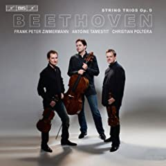 Beethoven: String Trios, Op. 9