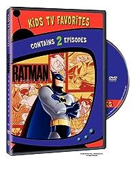 Batman The Animated Series 1 (Kids TV Favorites)