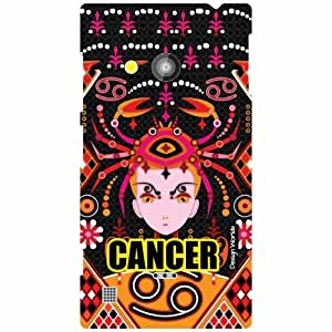Design Worlds Nokia Lumia 720 Back Cover - Printed Designer Case and Covers