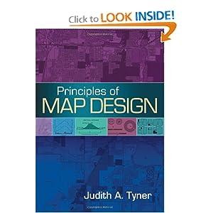 Principles of Map Design book