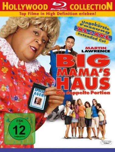 Big Mama's Haus - Die doppelte Portion [Blu-ray]