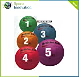 Carta Sport Medicine Balls - 1kg, 2kg, 3kg, 4kg, 5kg Options