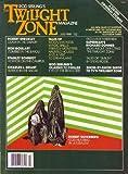 THE TWILIGHT ZONE MAGAZINE JULY 1981 [VOLUME 1 NUMBER 4]