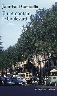 Critique de En remontant le boulevard - Jean