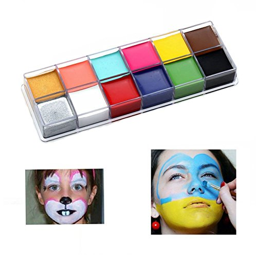 carrie-bb-12-couleurs-palette-peinture-deguisement-maquillage-pour-visage-corps