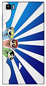 Timpax protective Armor Hard Bumper Back Case Cover. Multicolor printed on 3 Dimensional case with latest & finest graphic design art. Compatible with Xiaomi Mi 3 Design No : TDZ-28512